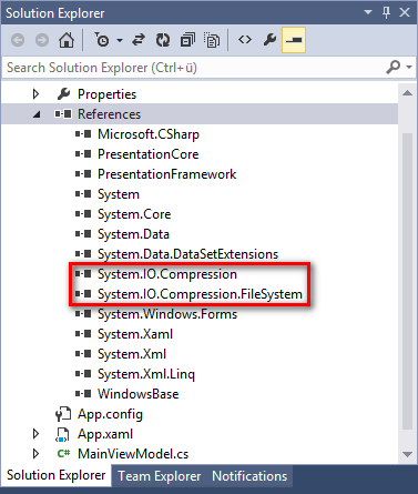ZipApiAssemblyReferences