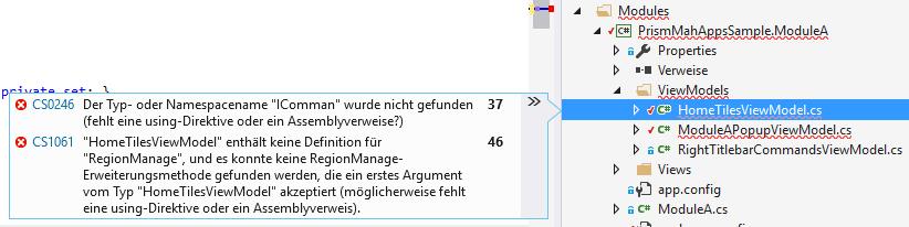 Fehler auf Dateibene